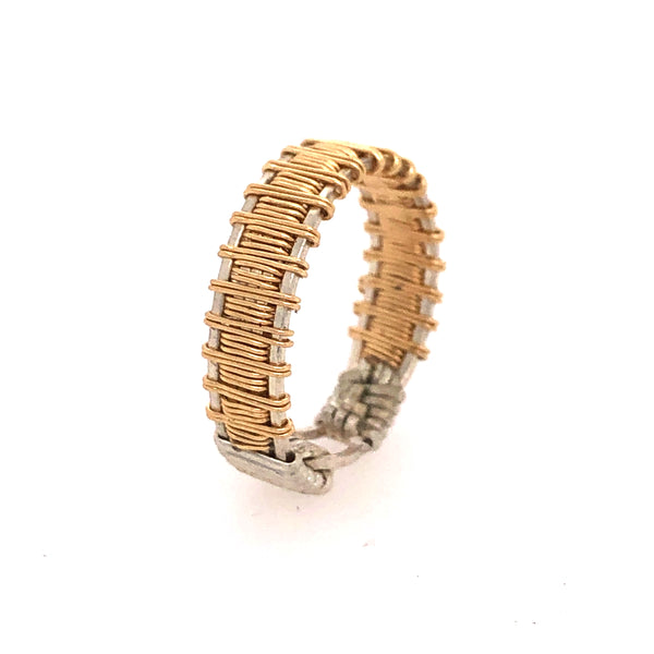Prana Band Ring