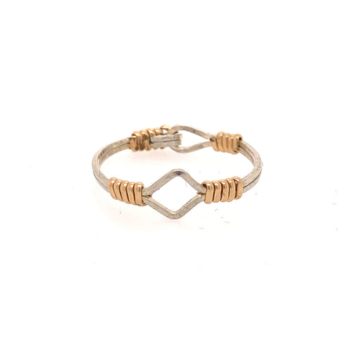 Meridian Stackable Ring