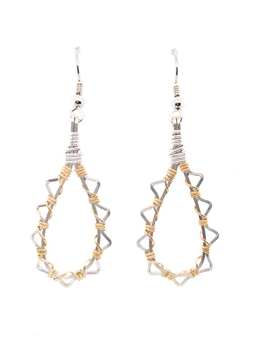 Energy Teardrop Earrings
