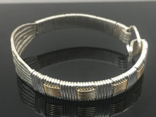 Load image into Gallery viewer, Hammered Texture Elite Classic Bangle