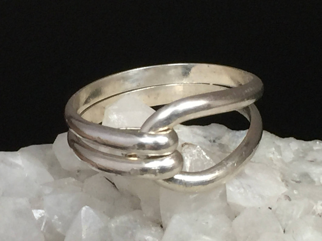 Simplicity Ring Argentium Silver Hand Made Jewelry by Ryan Eure