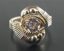 Load image into Gallery viewer, Orion White Topaz Ring