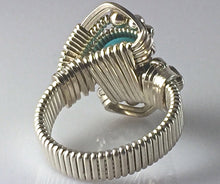 Load image into Gallery viewer, Orion Chinese Turquoise Ring