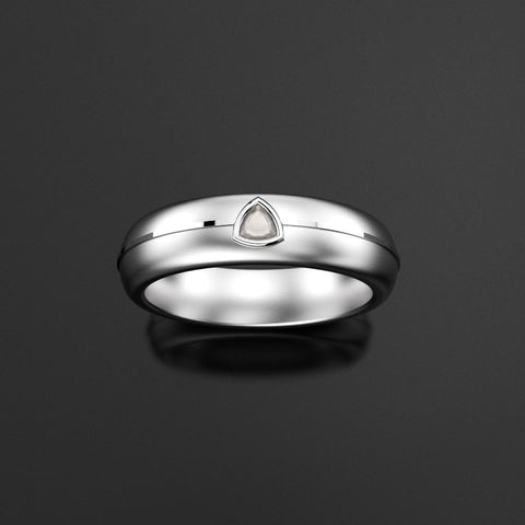 Placid Wedding Band Series