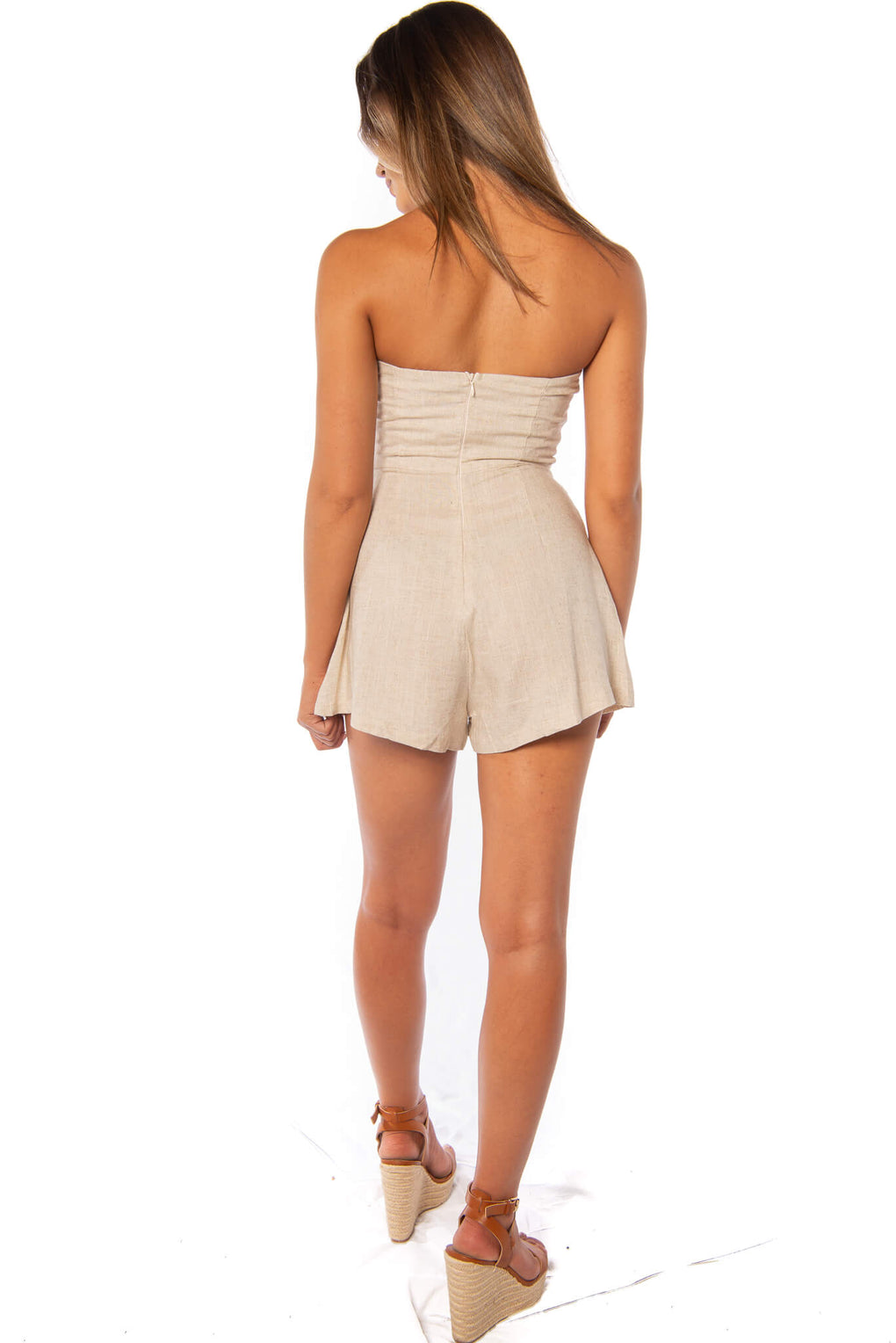 BANANAS PLAYSUIT