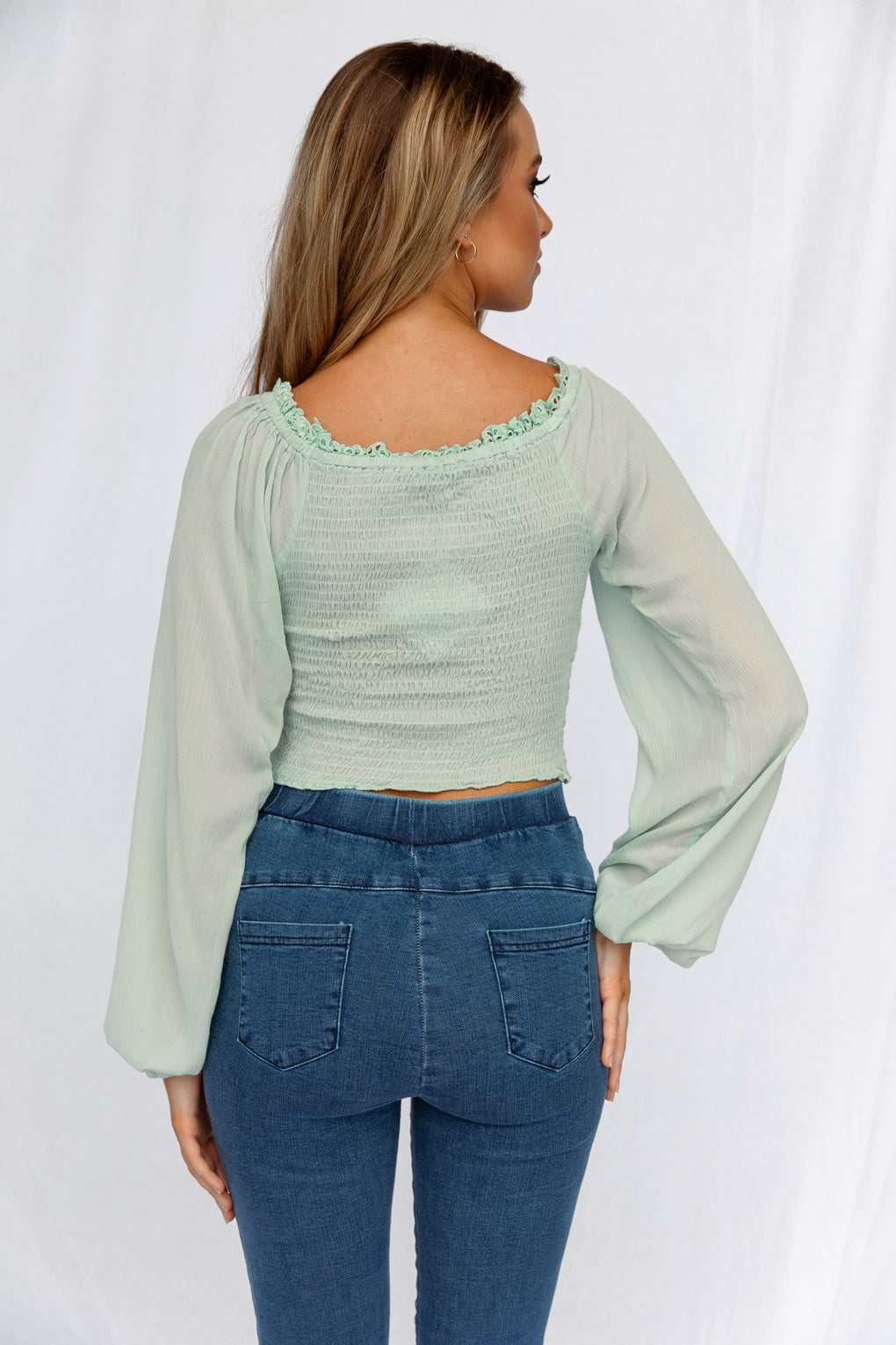 MINT LUST TOP