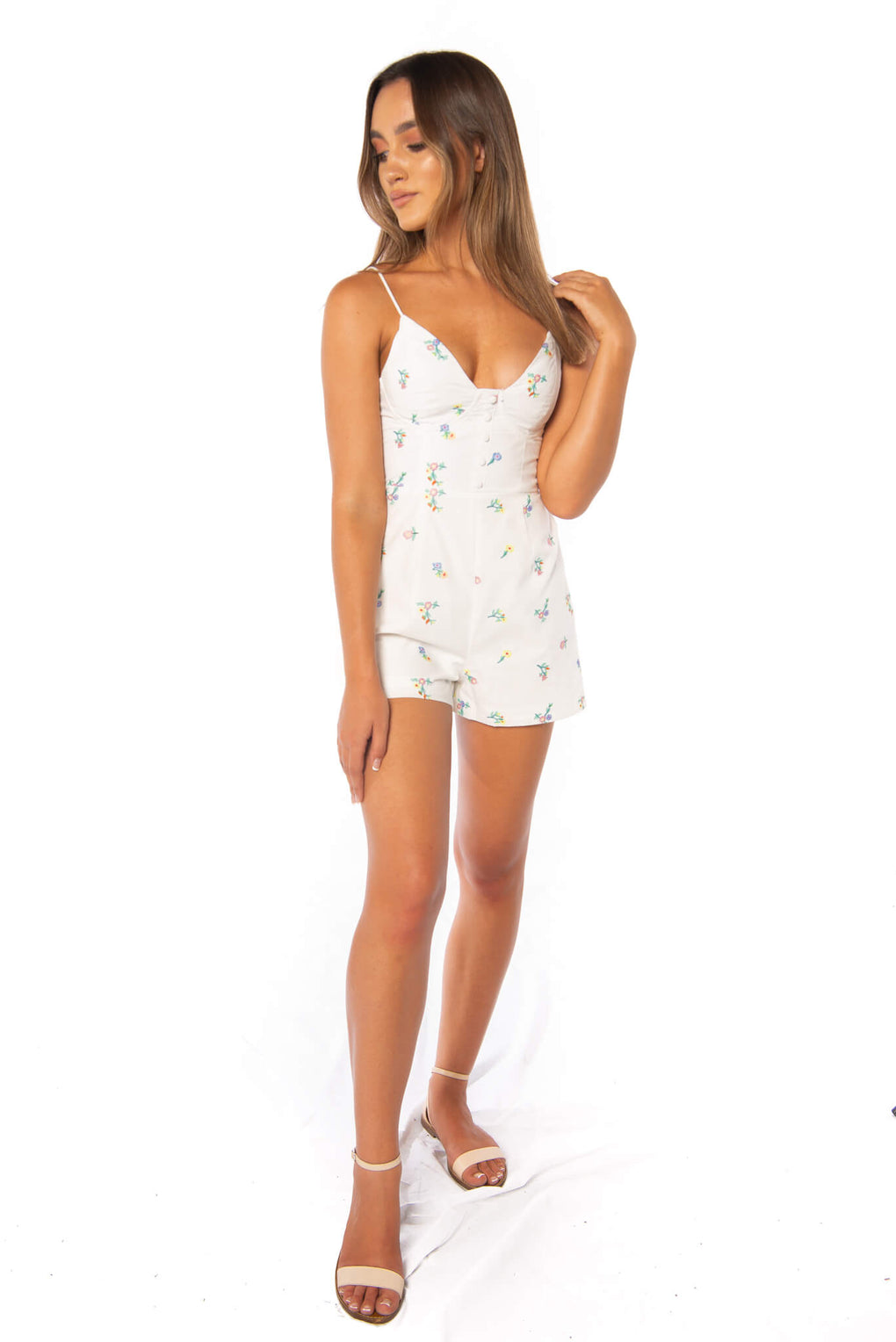 CORBY PLAYSUIT