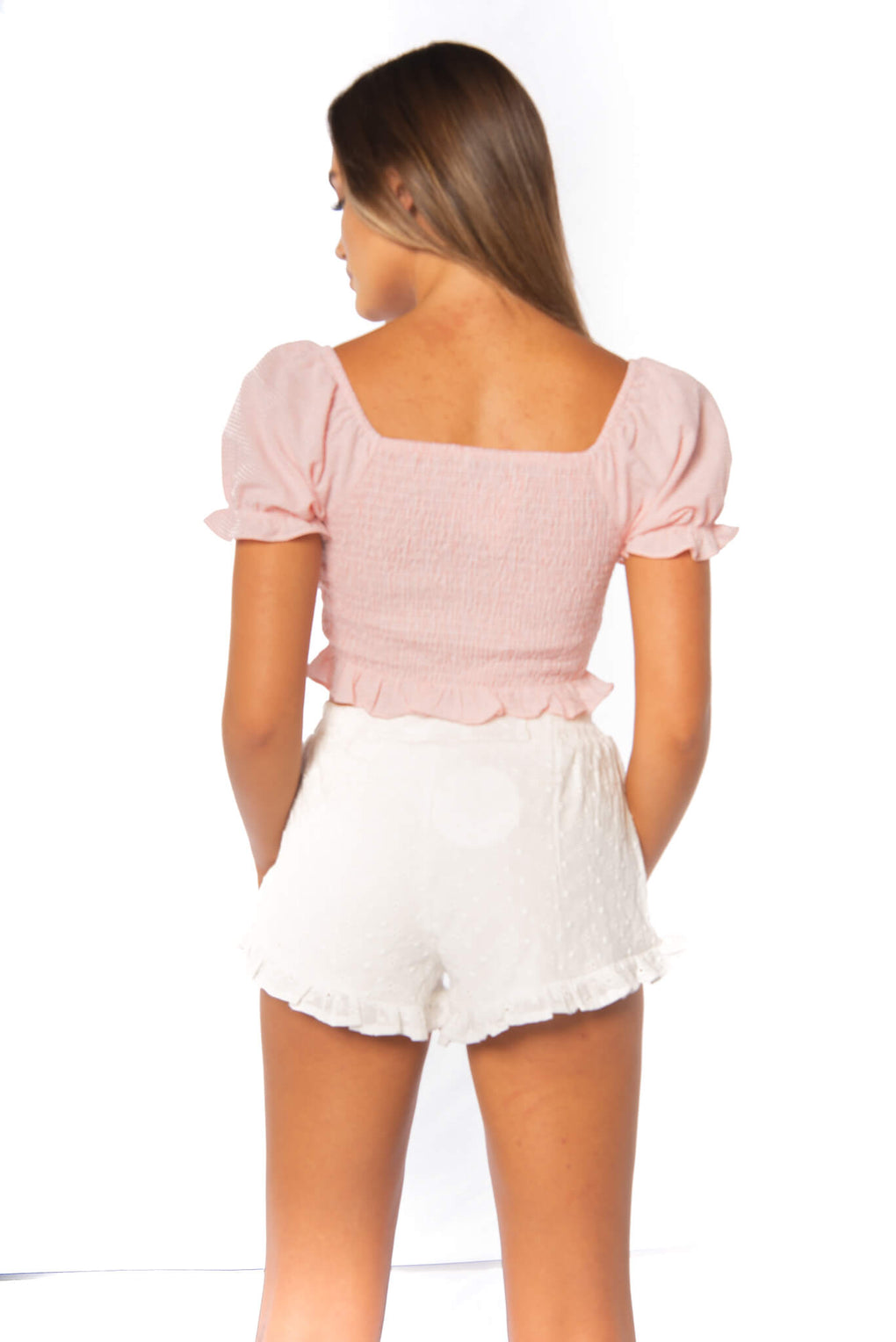 SWEET DEAL TOP - PINK
