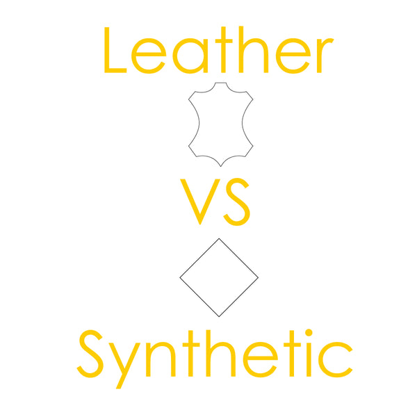 Leather vs Synthetic