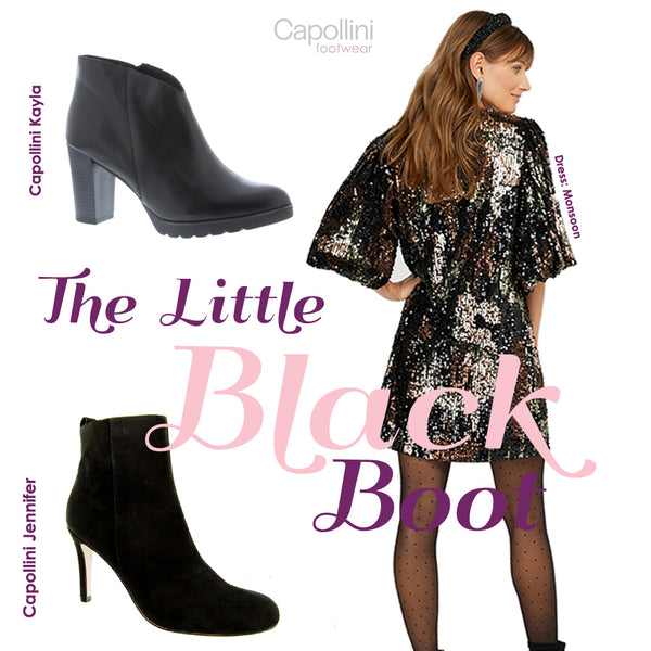 The Little Black Boot