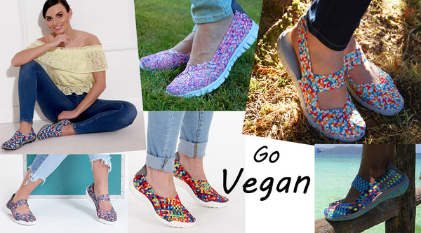 Vegan Friendly Footwear!!