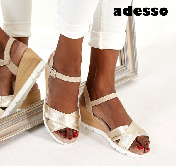 Adesso-Brie-Gold-Wedge-Sandal-A5209