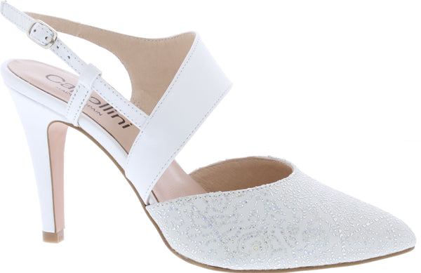 Capollini-Anastasia-Bianco-Occasion-wear-Sling-Shoe-H541