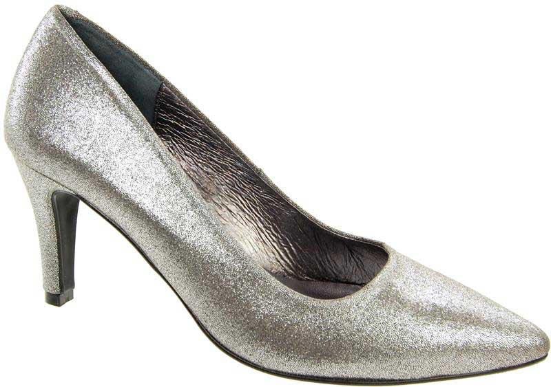 Capollini-Angelina-Silver-Occasion-Wear-Court-Shoe-D609