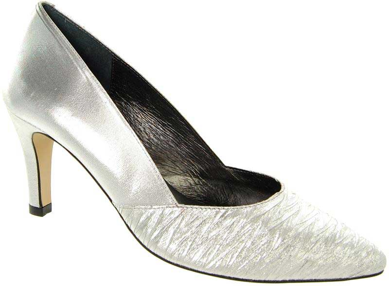 Capollini-Beatrix-Argento-Occasion-Wear-Court-Shoe-D620