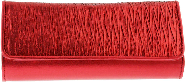 Capollini-Beatrix-Ruby-Red-Clutch-Bag-D622
