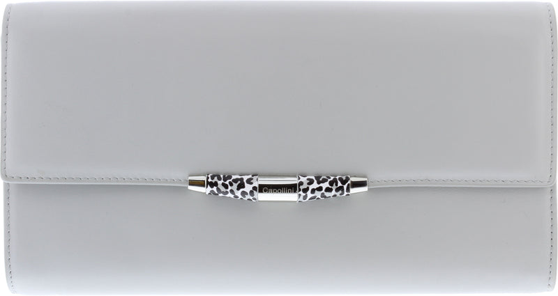 Capollini-Carmen-Grey-Occasion-wear-Clutch-Bag-H594