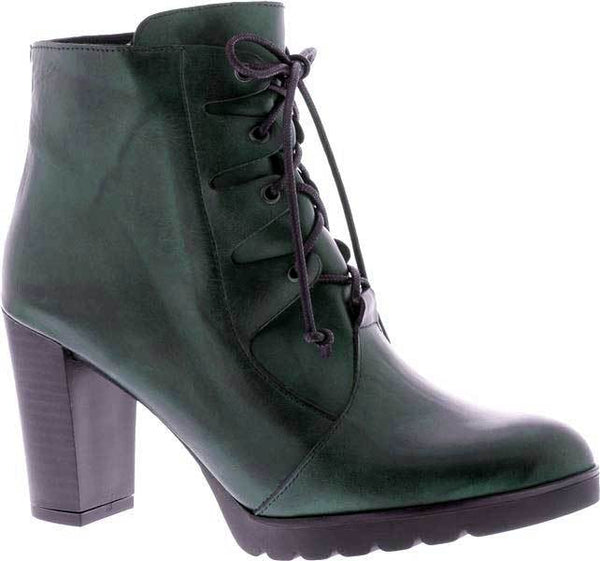 Capollini-Darcey-Forest-Green-Heel-Ankle-Boot-G554