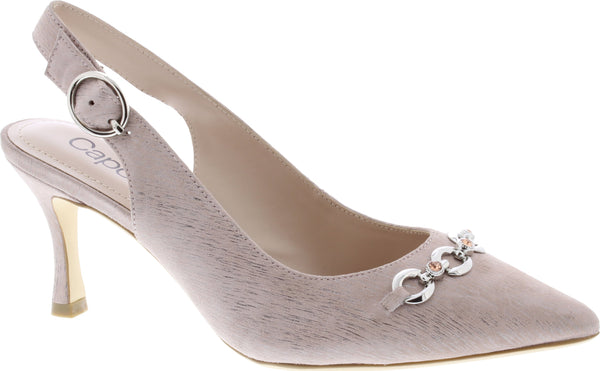 Capollini-Eloise-Pink-Dust-Occasion-wear-Sling-Shoe-H598