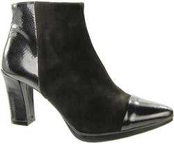 Capollini-Flo-Gunmetal-Grey-Ankle-Boot-D533