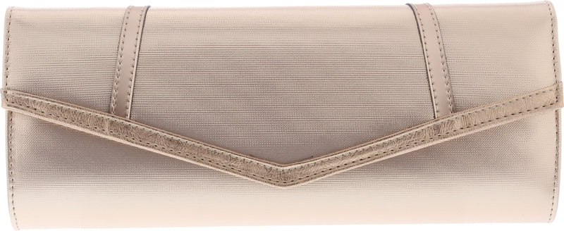 Capollini-Laura-Rose-Gold-Occasion-wear-Clutch-Bag-H509
