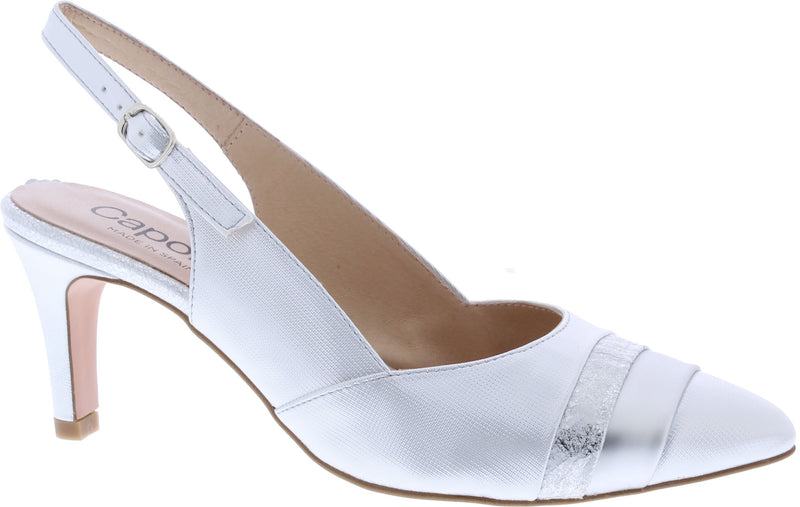 Capollini-Laura-Silver-Occasion-wear-Sling-Shoe-H508