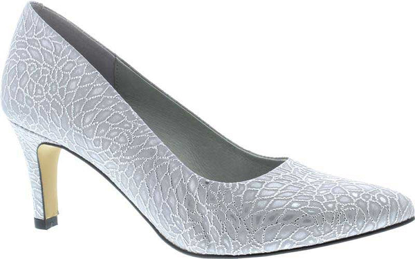 Capollini-Liza-Silver-Occasion-Wear-Court-Shoe-G509