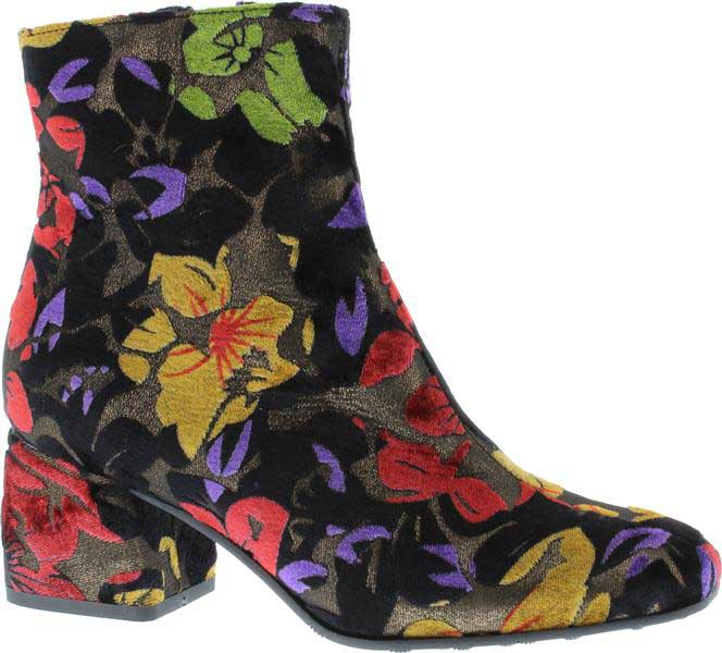 Capollini-Louisa-Floral-Block-heel-Ankle-Boot-G588