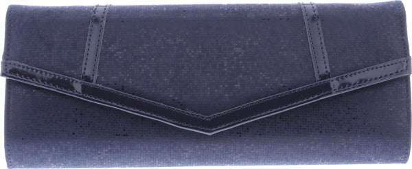 Capollini-Selena-Navy-Patent-Occasion-Wear-Clutch-Bag-G526