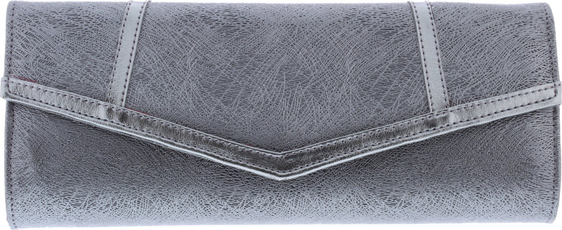 Capollini-Selena-Pewter-Occasion-Wear-Clutch-Bag-G525