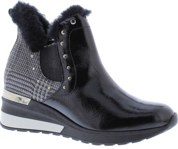 Capollini-Ot-Black-Ankle-Boot-G648-Main-Image