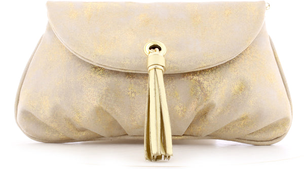Demi Gold Bag