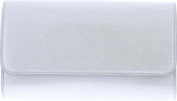 Catherine2 Light Grey Clutch