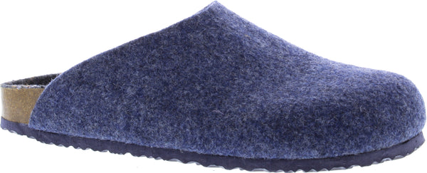 Oakley Navy - Mens Slippers
