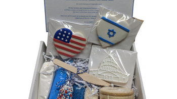 Cookies for Israel!