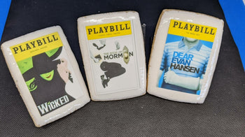 Broadway Themed Cookies