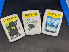 Broadway Theme Custom Kosher Cookie