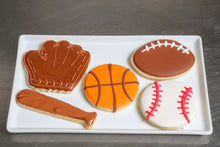 Load image into Gallery viewer, Kosher Cookie Gift Box Sports