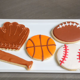 Kosher Cookie Gift Box Sports
