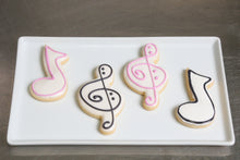 Load image into Gallery viewer, Kosher Cookie Gift Box Music Notes