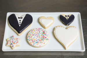 Kosher Cookie Gift Box Wedding