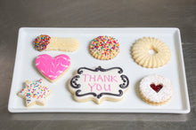 Load image into Gallery viewer, Kosher Cookie Gift Box Thank You Thanks