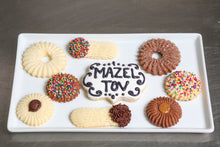 Load image into Gallery viewer, Kosher Cookie Gift Box Mazel Tov