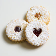 Load image into Gallery viewer, Kosher Linzer Cookies