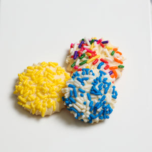Kosher Sprinkle Cookies