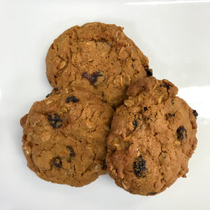 Kosher Oatmeal Raisin Cookies