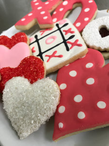 Sweetheart Cookie Package