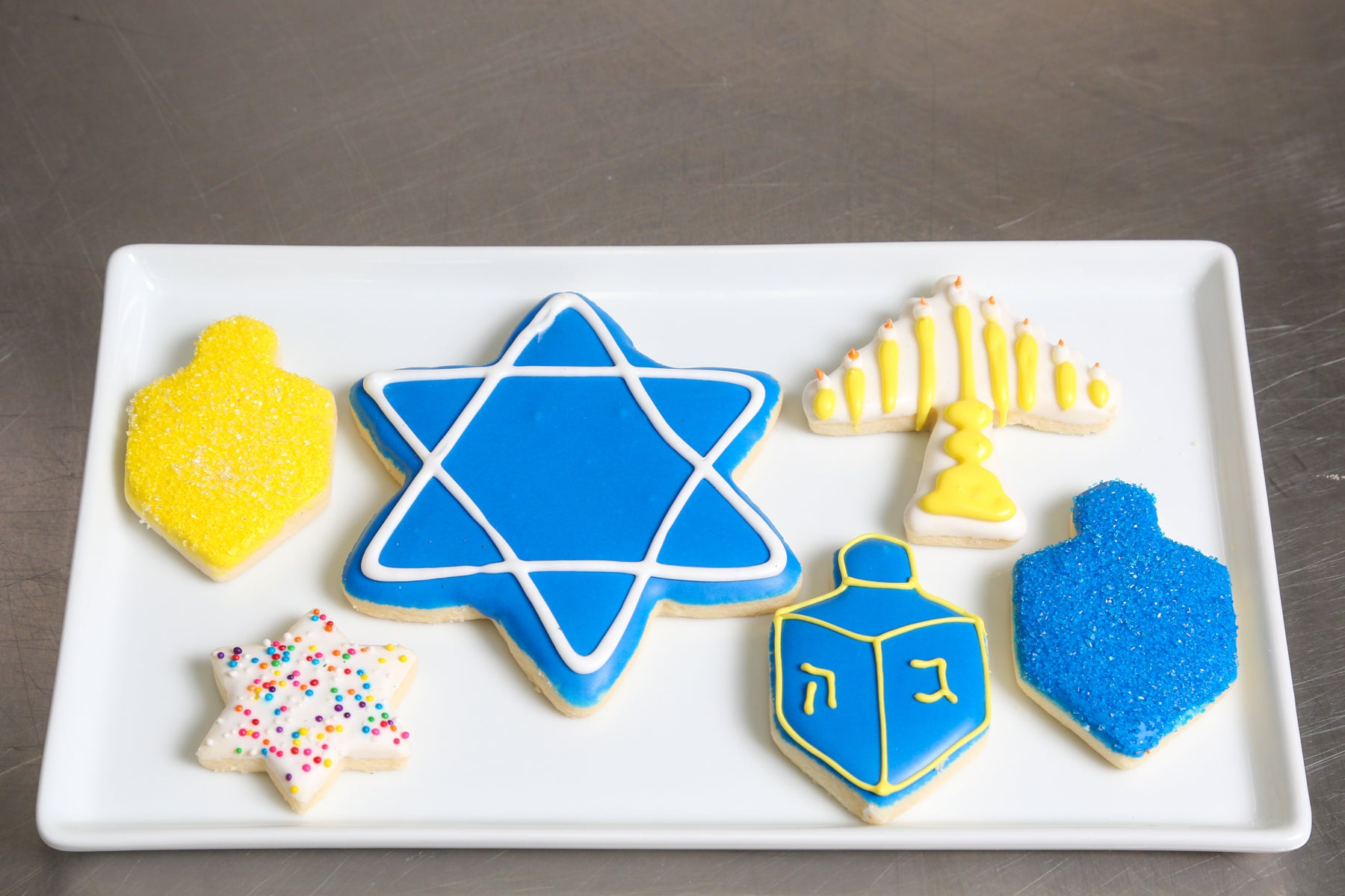 Hannukah Cookie