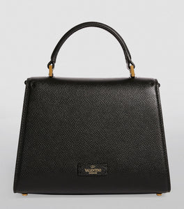VALENTINO - Valentino Garavani Small Leather VSLING Top-Handle Bag