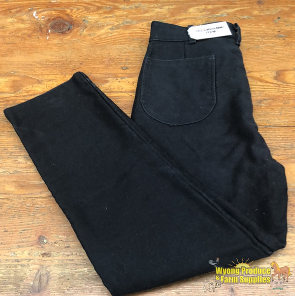 Airds Pants Ladies 14 Black (Wp)